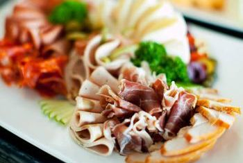 Anantara Sathorn Bangkok Sea food