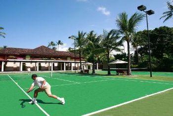 Nusa Dua Beach Hotel Tennis Course