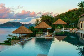 Amankila private pool