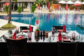 Nusa Dua Beach Hotel at the Pool