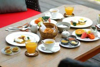 Alaya Ubud meals