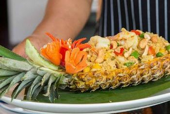 Surya Shanti Villa Food