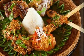 Amankila Food