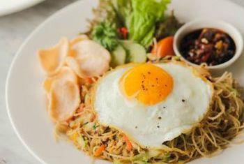 Alaya Ubud Breakfast