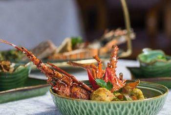 Nusa Dua Beach Hotel Food 2