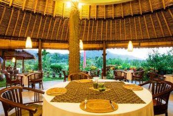 Surya Shanti Villa Restaurant 2