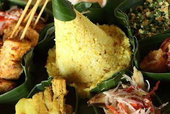 Alaya Ubud athentic food