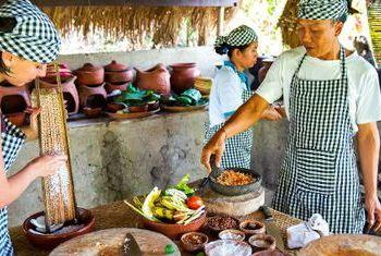 Surya Shanti Villa Food 1
