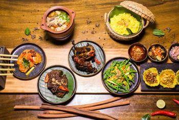 Nusa Dua Beach Hotel Food 4