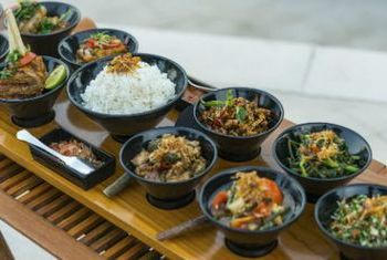 Amankila special dish