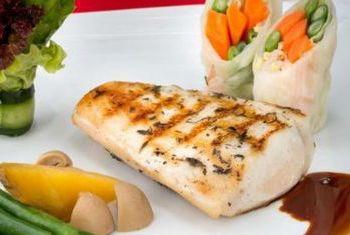 Surya Shanti Villa Food 2
