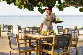 Nusa Dua Beach Hotel Outdoor eating