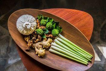 Viroth's Hotel Siem Reap Food 2