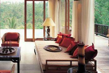 Como Shambhala Estate living room