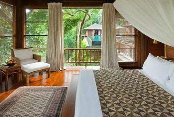 Como Shambhala Estate bedroom