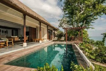 Four Seasons Jimbaran private pool