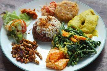 Amandari  Food