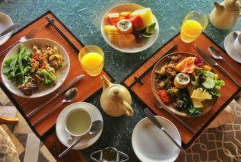Four Seasons Jimbaran food