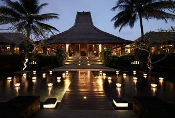 Maya Sanur Resort and Spa Overview