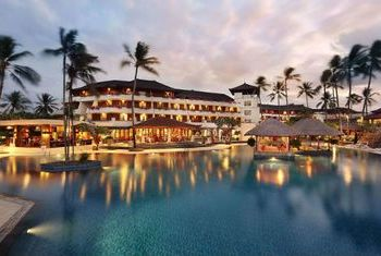 Nusa Dua Beach Hotel Swimming Pool