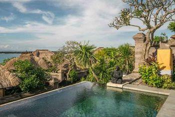 Four Seasons Jimbaran pool view