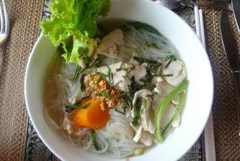 Preah Vihear Boutique Hotel Food 2