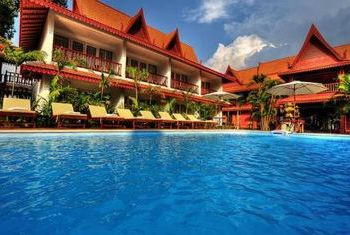 Preah Vihear Boutique Hotel Pool