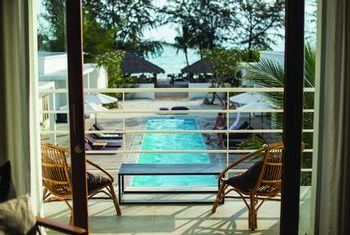 Tamu Hotel View to the Pool