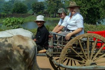 Banteay Chhmar Tented Camp activities 2