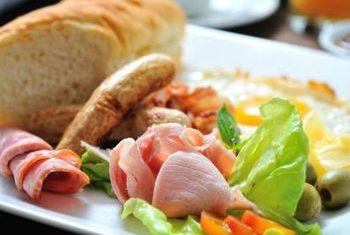 Paradise Luxury Cruise food 2