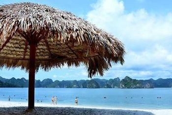 Paradise Luxury Cruise beach