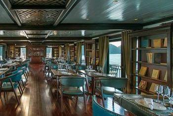 Paradise Luxury Cruise man hall 2