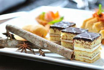 Paradise Luxury Cruise food 3
