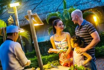 Emeralda Resort Ninh Binh cooking class