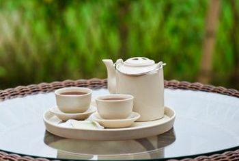 Emeralda Resort Ninh Binh tea
