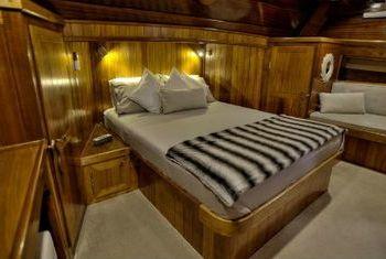Stereden Cruise bedroom