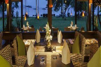 Koyao Island Resort dinner