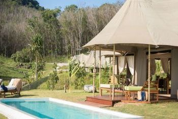 Koyao Island Resort tented camp