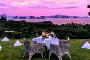 9hornbills Koh Yao Noi Romantic Dinner