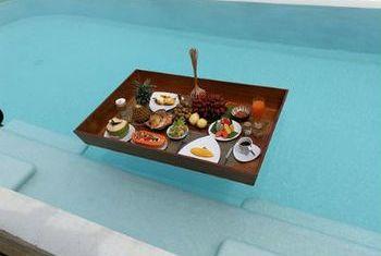 9hornbills Koh Yao Noi Floating Breakfast