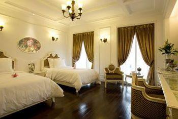 Eldora Hotel, Hue bedroom 1