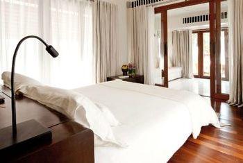 Sala Samui Choeng Mon Restaurant Bedroom
