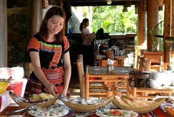 Pu Luong Retreat Food 1