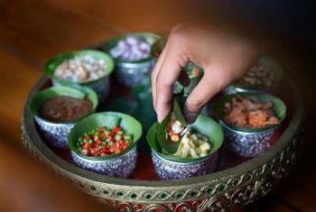 Pa Sak Tong Resort Food 4