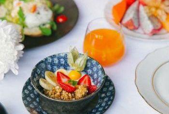 Villa Mahabhirom Food 4