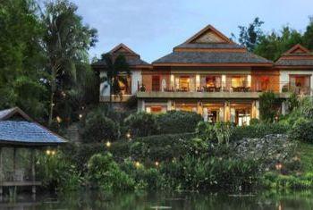 Pa Sak Tong Resort Building