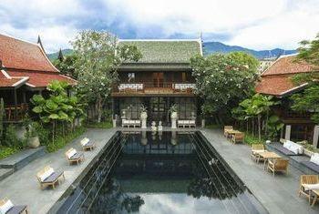 Villa Mahabhirom Outdoor Pool