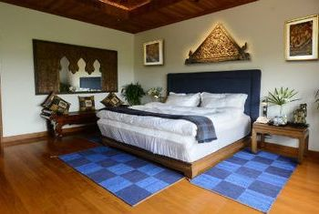 Pa Sak Tong Resort Bedroom