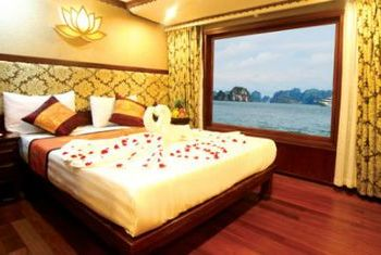 Oriental Sails Bedroom