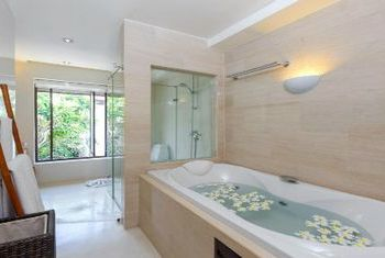 The Sea Boutique Koh Samui Bathroom